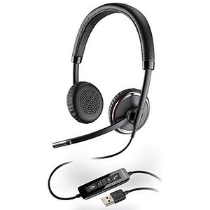 Image of Plantronics Blackwire C520M Headset Binaural Corded USB Ref 88861-02