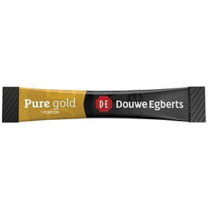 Image of Douwe Egberts Coffee Pure Gold Stick Sachets - Pack of 200