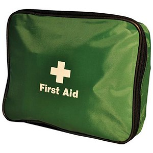 Image of Wallace Cameron BS 8599-2 Compliant First Aid Travel Kit - Large
