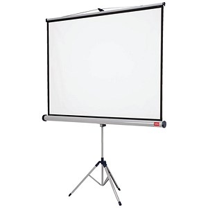 Image of Nobo Tripod Widescreen Projection Screen - W1750xH1150