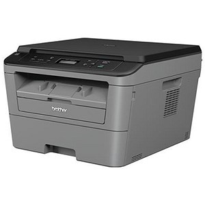Image of Brother DCPL2500D Mono Multifunction Laser Printer AIO A4 Ref DCPL2500DZU1