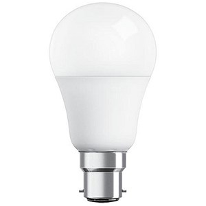 Image of GE Bulb LED GLS 10W 60W Equivalent Non Dimmable Bayonet Frost Ref 71112