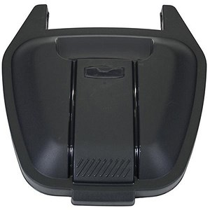 Image of Rubbermaid Mobile Container Lid - Black