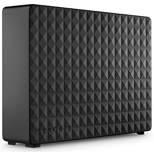 Image of Seagate Expansion Desktop USB 3.0 Hard Drive - 5TB