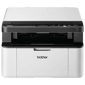 Image of Brother DCP-1610W Mono Laser Multifunction Printer Wi-Fi 20ppm A4 Ref DCP1610WZU1