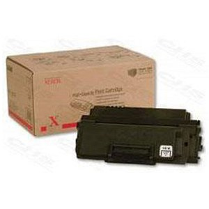 Image of Xerox Phaser 3300MFP High Yield Black Laser Toner Cartridge