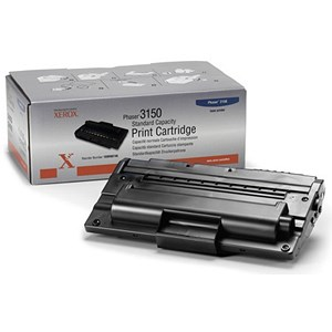Image of Xerox Phaser 3200MFP Black Laser Toner Cartridge