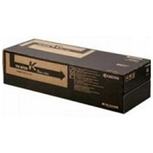 Image of Kyocera TK-8705K Black Laser Toner Cartridge