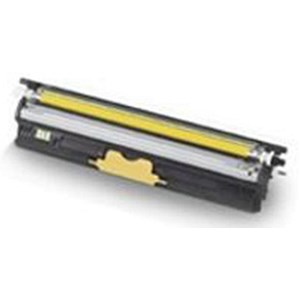 Image of Oki C110 Yellow Laser Toner Cartridge