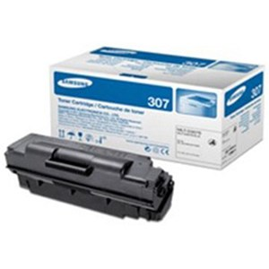 Image of Samsung MLT-D307E Extra High Yield Black Laser Toner Cartridge Extra
