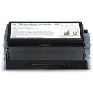 Image of Dell P1500 Black Laser Toner Cartridge