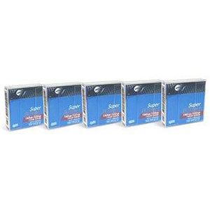Image of Dell Ultrium 4 LTO Data Tape Cartridges / 800GB to 1.6TB / Pack of 5