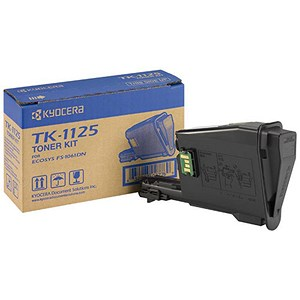 Image of Kyocera TK-1125 Black Laser Toner Cartridge