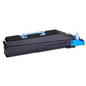 Image of Kyocera TK-880C Cyan Laser Toner Cartridge