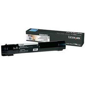 Image of Lexmark X950X2KG Extra High Yield Black Laser Toner Cartridge