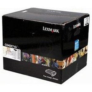 Image of Lexmark C540X71G Black Imaging Unit