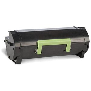 Image of Lexmark 60F0HA0 High Yield Black Laser Toner Cartridge
