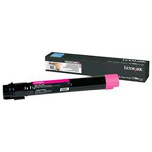 Image of Lexmark X950X2MG Extra High Yield Magenta Laser Toner Cartridge