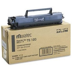 Image of Muratec TS2030 Black Toner Cartridge