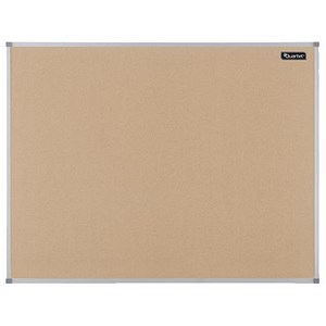 Image of Quartet Cork Board / Aluminium Frame / W900xH600mm