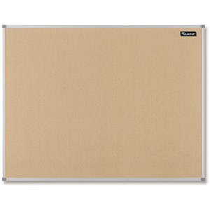 Image of Quartet Cork Board / Aluminium Frame / W1200xH900mm