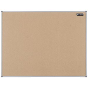 Image of Quartet Cork Board / Aluminium Frame / W1800xH1200mm