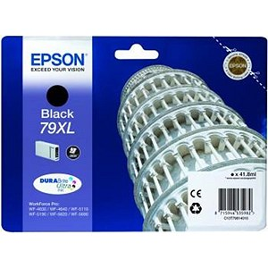 Image of Epson 79XL Black Inkjet Cartridge