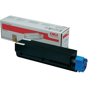 Image of Oki 44992402 Black Laser Toner Cartridge