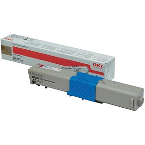 Image of Oki 44973534 Magenta Laser Toner Cartridge