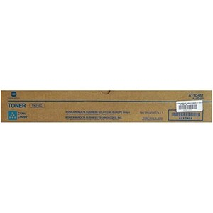 Image of Konica Minolta TN216C Cyan Laser Toner Cartridge