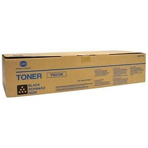 Image of Konica Minolta TN213K Black Laser Toner Cartridge
