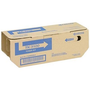 Image of Kyocera TK-3100 Black Laser Toner Cartridge
