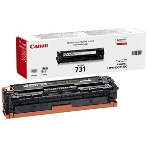 Image of Canon 731 Cyan Laser Toner Cartridge