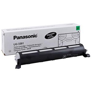 Image of Panasonic UG-3391 Black Laser Toner Cartridge