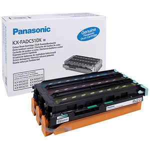 Image of Panasonic KX-FADC510X Colour Laser Toner Cartridge