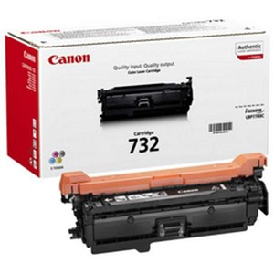 Image of Canon 732 Cyan Laser Toner Cartridge