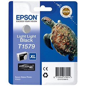 Image of Epson T1579 XL Light Light Black Inkjet Cartridge