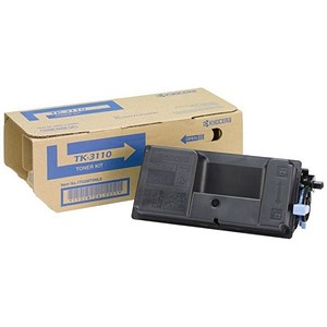 Image of Kyocera TK-3110 Black Laser Toner Cartridge