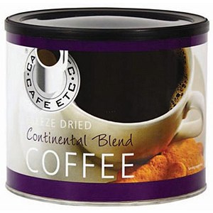 Image of Cafe Direct Continental Blend Coffee - 500g
