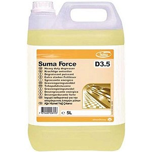 Image of Suma D3.5 Force Degreaser / 5 Litres / Pack of 2