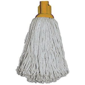 Image of Eclipse Hi-G Blend Mop Head - Yellow