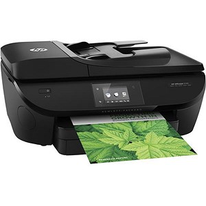 Image of Hewlett Packard [HP] Officejet 5740 Colour Multifunctional Inkjet Printer Ref B9S79A