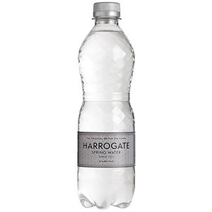 Image of Harrogate Sparkling Water - 24 x 500ml Bottles