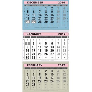 Image of At A Glance 2017 Wall Calendar