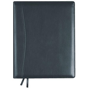 Image of Collins 2017 Elite Manager Diary / Week To View / 260 x 190mm / Black