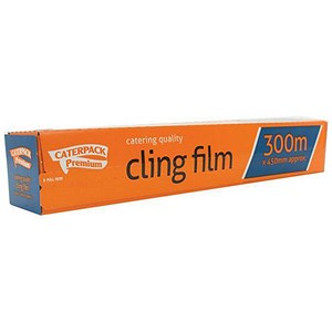 Image of Caterpack Cling Film Antibacterial - 450mm x 300m