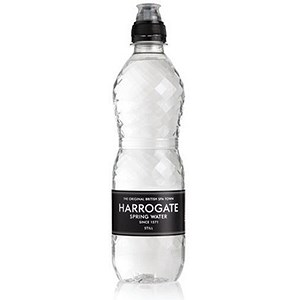 Image of Harrogate Still Spring Water - 24 x 500ml Sports Cap Bottles