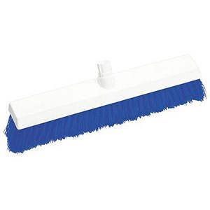 Image of Scott Young Research Soft Broom / 12 Inch Head / Blue