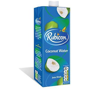Image of Rubicon Coconut Water - 6 x 1 Litre Cartons