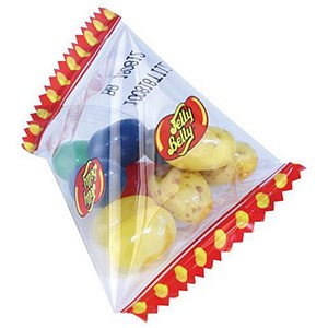 Image of Jelly Bean Pyramids 10g - Pack of 300